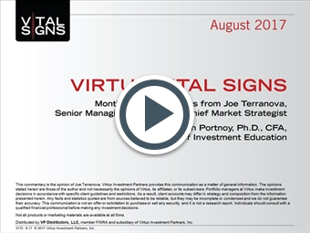 August Vital Signs Podcast