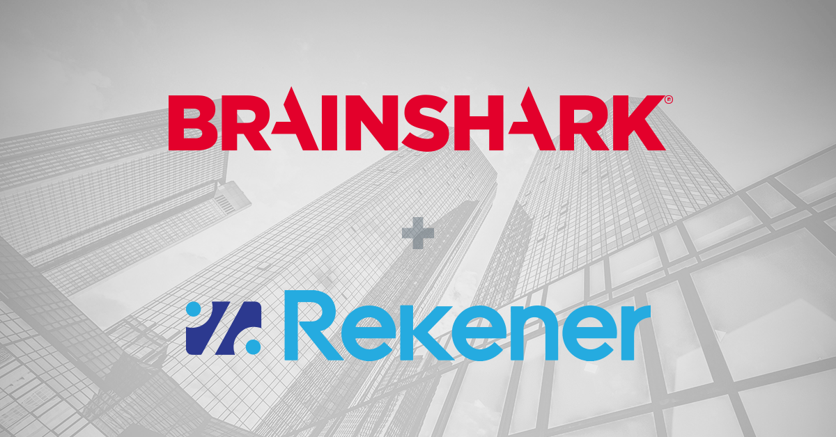 Brainshark has acquired Rekener, Inc., a sales scorecard and data analytics platform that helps customers dramatically improve their sales team performance.